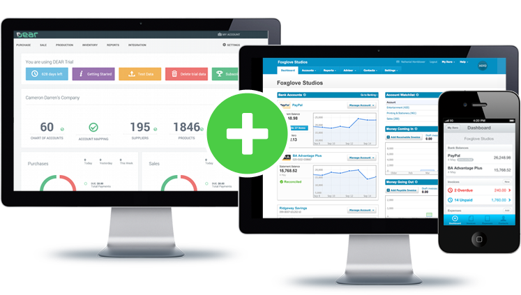 xero   dear screen